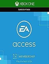 EA Access 12 Meses Xbox One - 25 Dígitos [Digital Code]