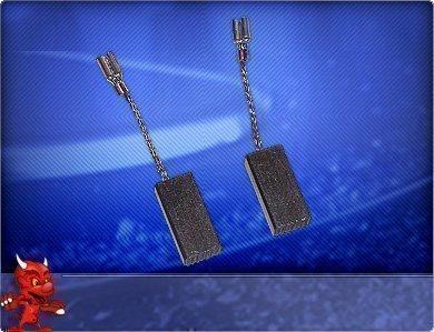 Kohlebürsten Bosch Oberfräse FBZ 40 - 30, POF 500 A, POF 600 ACE, Kantenfräse GKF 600CE
