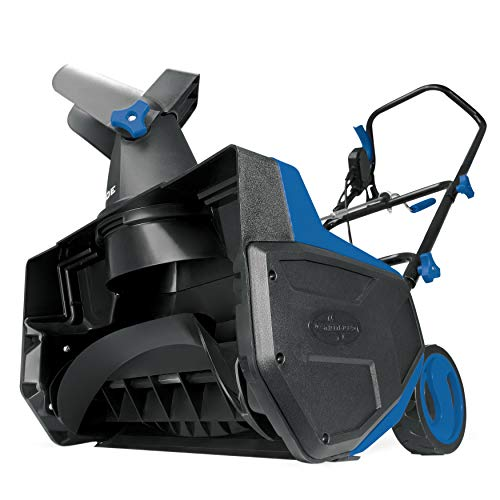 Snow Joe SJ617E Electric Single Stage Snow Thrower | 18-Inch | 12 Amp Motor