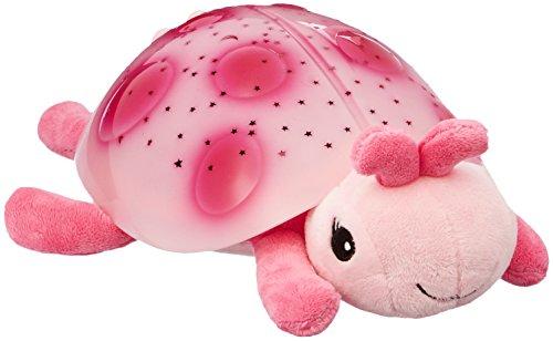 Cloud-B Sternenhimmel Nachtlicht Marienkäfer Pink - Twilight Ladybug pink