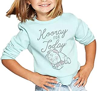 Nickelodeon Little Girls Paw Patrol Skye Cozy Sweatshirt