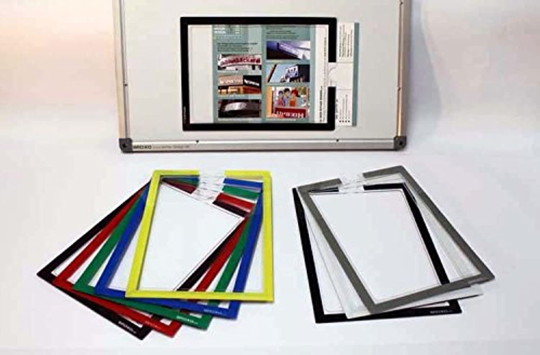 BROXO A4 magnetischer magnetischer magnetischer Papierhalter offen -Weiß B01G5L569C   Toy Story  b6f17e
