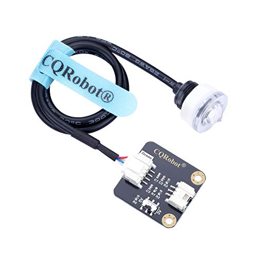 CQRobot Ocean: Contact Water/Liquid Level Sensor Compatible with Raspberry Pi/Arduino. for Automatic Irrigation Systems, Aquariums, Plants, in The Garden, in Agriculture etc.