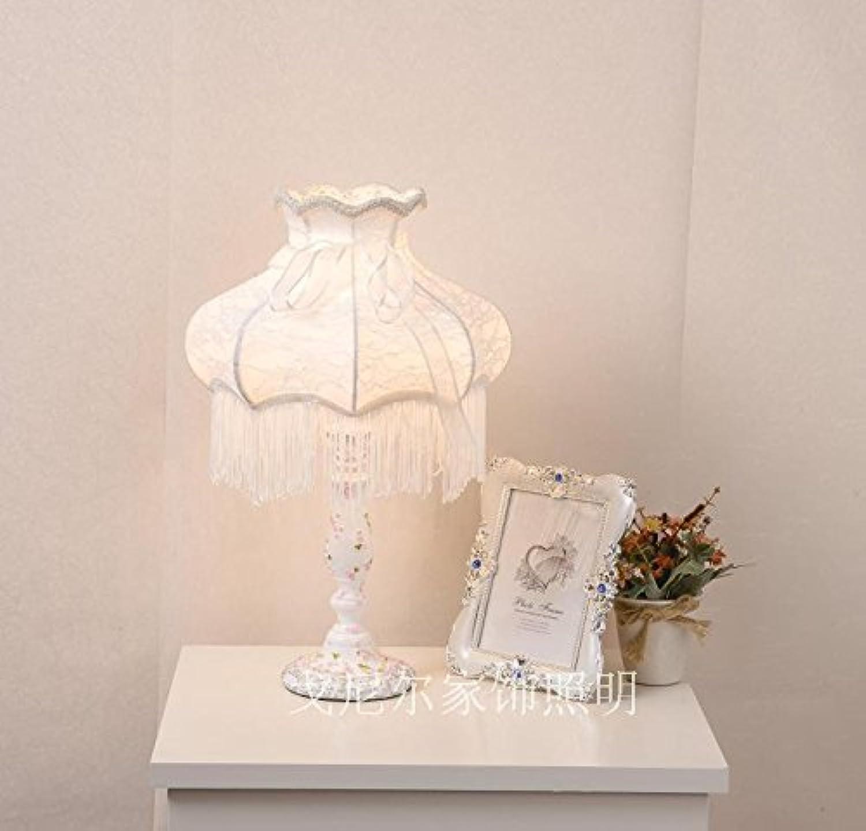 Stoffen spitze Lampen Lampen Lampen 48  32 CM, Schalter des Helligkeitsreglers B071YLP6QN | Moderate Kosten  b0c128