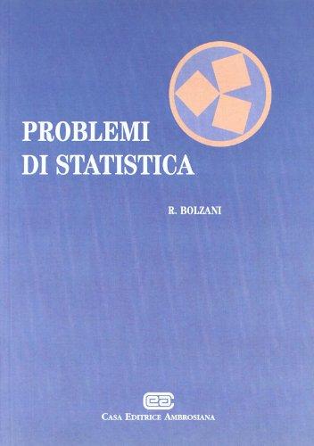 Problemi di statistica