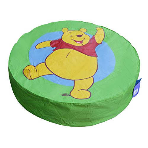 Pouf DISNEY Indoor et OUTDOOR Motif WINNIE Geant Vert