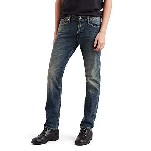 Levi's Men's 511 Slim Fit Jeans, Green Jelly, 29W x 30L