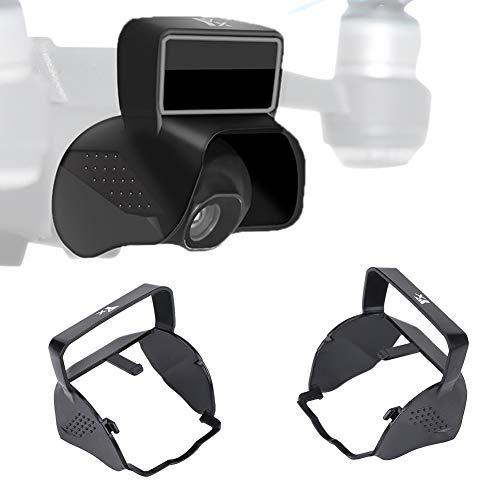 Drone Cámara Lens Sunshade, Sunhood Gimbal Protectora Cubierta Protectora para dji Spark