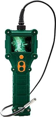 Extech Waterproof Video Borescope Inspection Camera