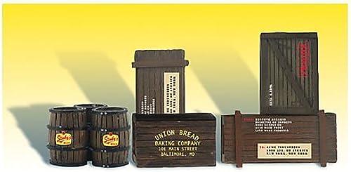 G boisen Crates and Barrels by boisland Scenics