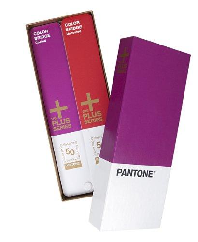 Pantone Color Bridge Set auf gestrichenem und ungestrichenem Papier GP4102