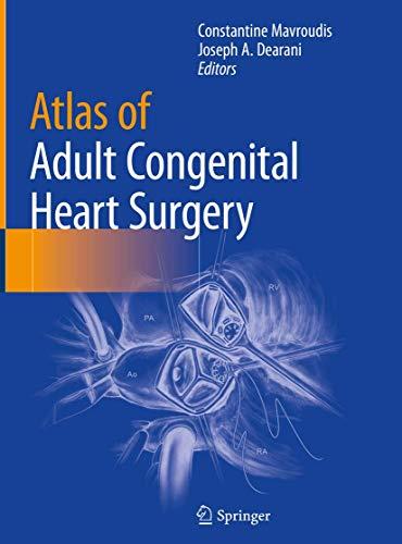 Atlas of Adult Congenital Heart Surgery