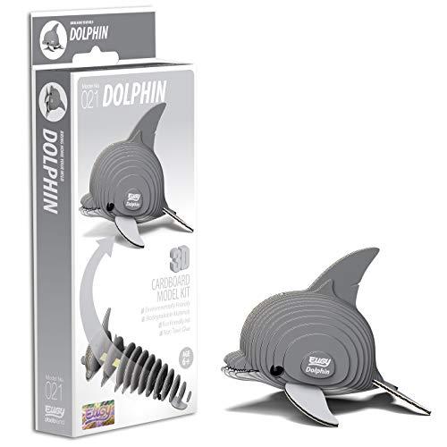 EUGY 3D Delphin Modell-Bastelset