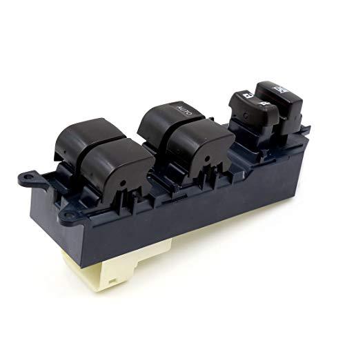 Nuevo interruptor de elevalunas eléctrico lado del conductor izquierdo para Toyota COROLLA MATRIX YARIS CAMRY