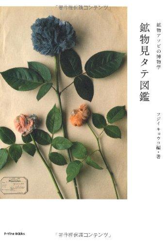 鉱物見タテ図鑑 鉱物アソビの博物学 (P-Vine Books)