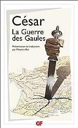 livre La Guerre des Gaules