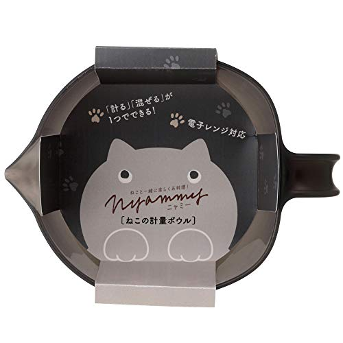 貝印KAIねこの計量ボウルNyammy日本製DF4700