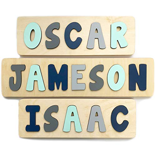 Personalized Wooden Name...