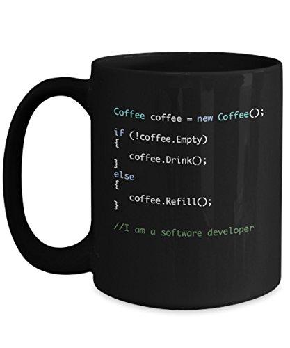 Developer Coffee Mug