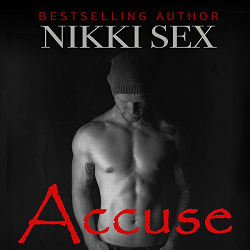 Accuse audiobook cover art