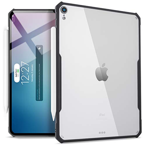 Features of TineeOwl iPad Pro 12.9 Slim Clear Case