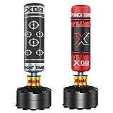XN8 Sacco da Boxe, 6 ft Sacco da Boxe Resistente di Ottima qualità, Boxe Arti Marziali, Kickboxing