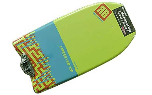 Bodyboard, Kid Super Flotante pontón Tablero de Surf Tablero de Surf Tablero Decorativo apoyos para Fotos 39'