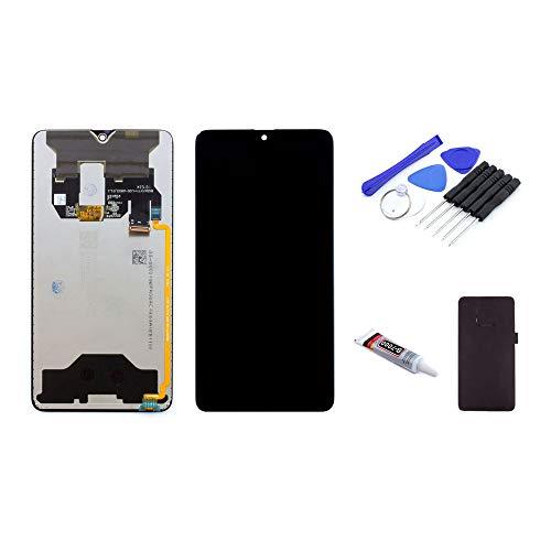 kaputt.de Bildschirm schwarz (6,53 Zoll) für Huawei Mate 20   IPS LCD Display inkl. DIY Reparatur-Set