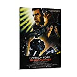 JINGHUAN Filmposter Harrison Ford Is Blade Runner,