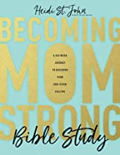 becoming mom strong bible study