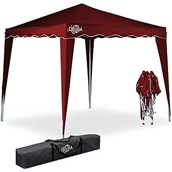 maxx MaxxGarden - Cenador Impermeable (3 x 3 m, Incluye Bolsa ...