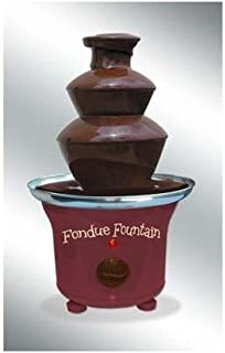 Nostalgia Electrics CFF930 Chocolate Fondue Fountain