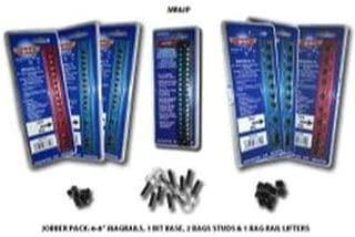 """Vim Tools MAGRAIL JOBBER Pack 6-8"""" (VIM-MR8JP)"""