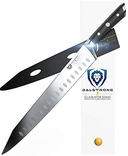"DALSTRONG - 12"" Chef's Knife & Slicer -"