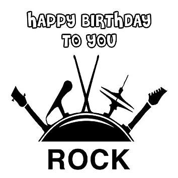 Happy Birthday to You (Rock Version)