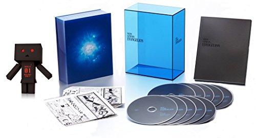【Amazon.co.jp限定】新世紀エヴァンゲリオン NEON GENESIS EVANGELION Blu-ray BOX (ゼーレ リボルテックダンボー・ミニ付)