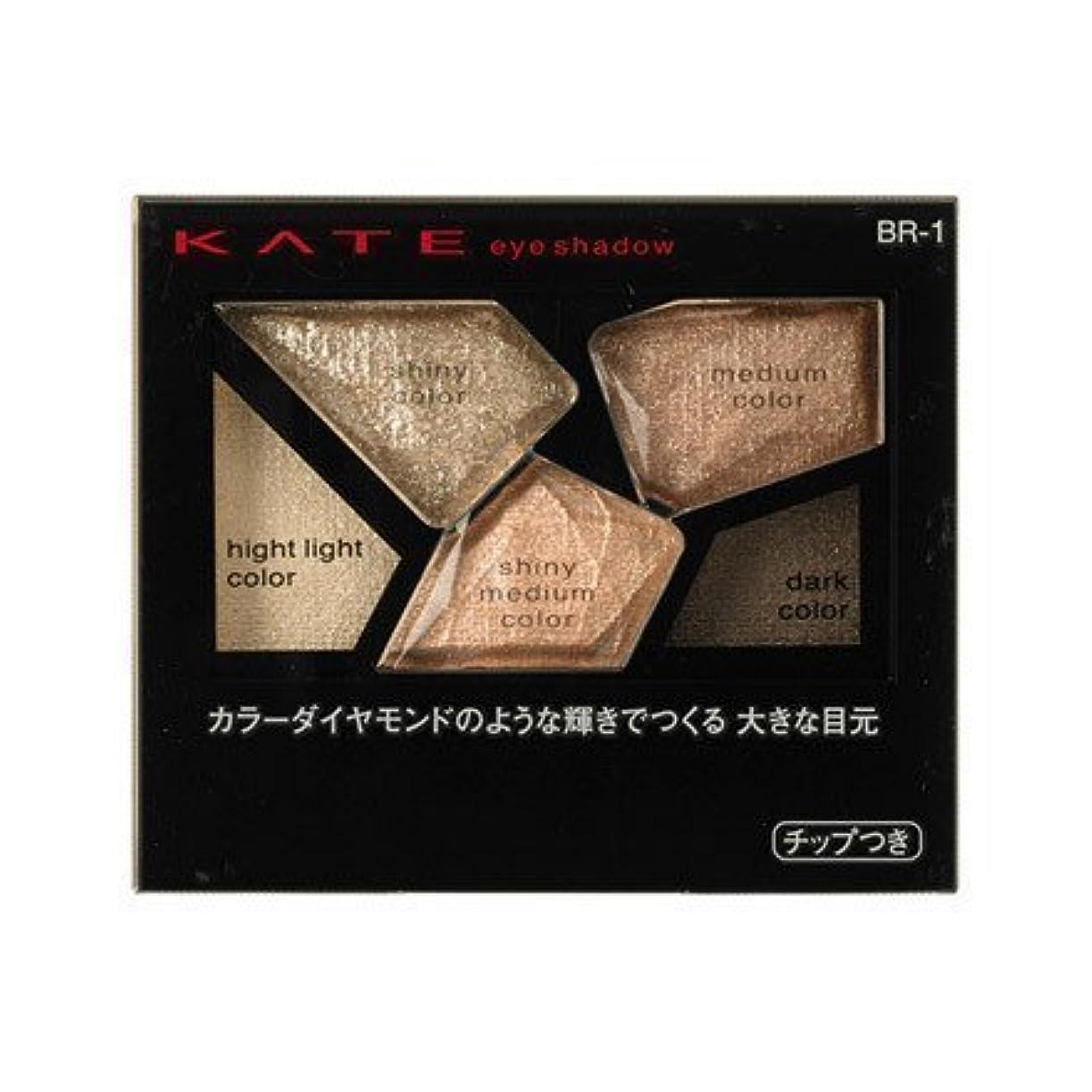 曲げる民間人本質的に【カネボウ】ケイト カラーシャスダイヤモンド #BR-1 2.8g
