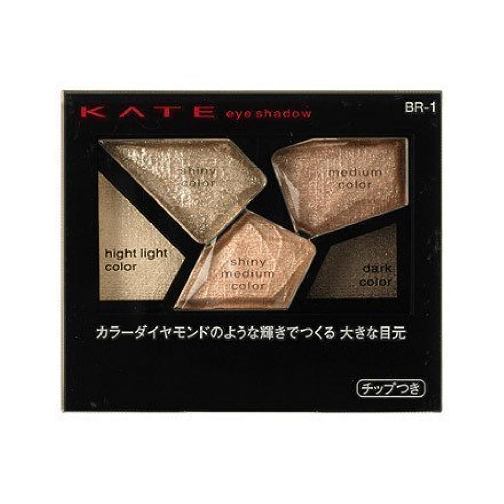 お父さん入場ペスト【カネボウ】ケイト カラーシャスダイヤモンド #BR-1 2.8g
