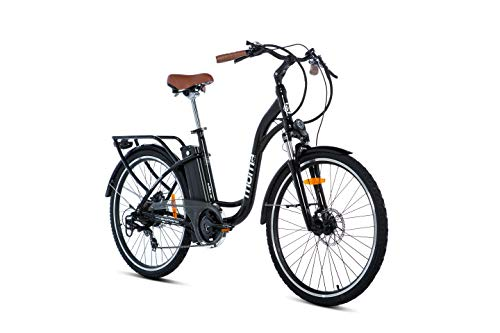 Moma Bikes Ebike 26.2 Hydraulic Vélo Electrique VAE De ville