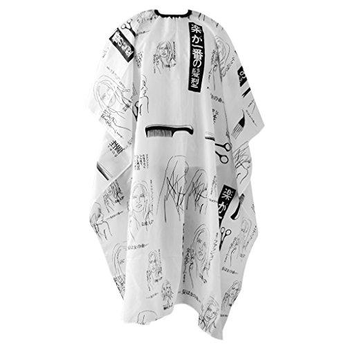 Vestidos De Peluquería Peluquería Diseño De Corte Estilista Peluquero del Cabo De Paño