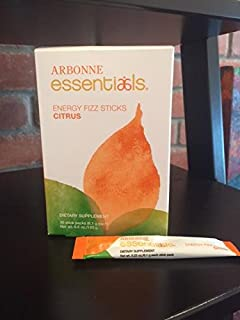 Arbonne Essential energy Drink Citrus 30 sticks