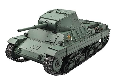 プラッツ ガールズ&パンツァー最終章 P40型重戦車 アンツィオ高校 1/35スケール プラモデル GP-65