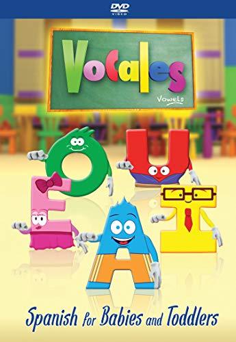 Spanish for Kids - DVD Video For...