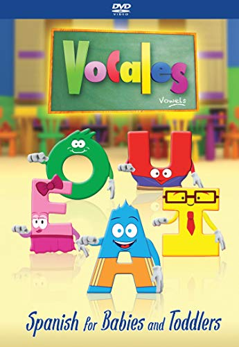 Spanish for Kids - DVD Video For...
