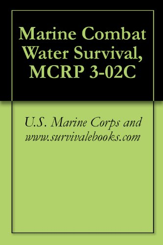Marine Combat Water Survival, MCRP 3-02C (English Edition)