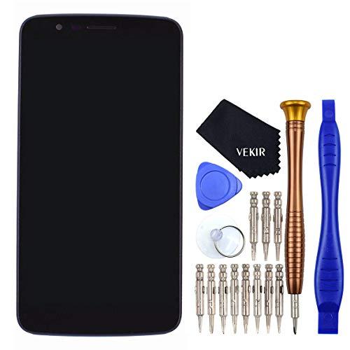 VEKIR Negro Stylo 3 Pantalla LCD Kit de Herramientas de reparación de...