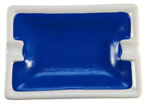 Blockx Cerulean Blue Giant Pan Watercolor in Real Ceramic Refillable Pan