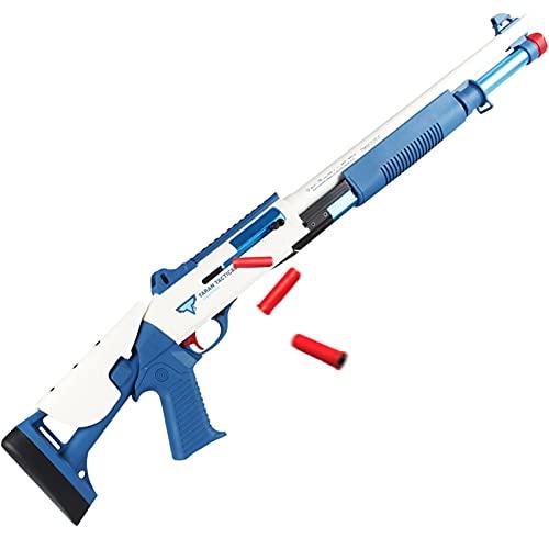 ショットガン XM1014 ショットガン大人の男の子のため ナイロンウォーターガンウォーターブレットガンショットガン おもちゃの武器モデルマニュアルAirsoftCSゲーム屋外キッズおもちゃの銃