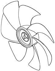 パナソニック Panasonic 扇風機 羽根 FFE2340272