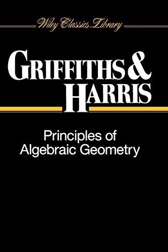 Principles of Algebraic Geometry: 52